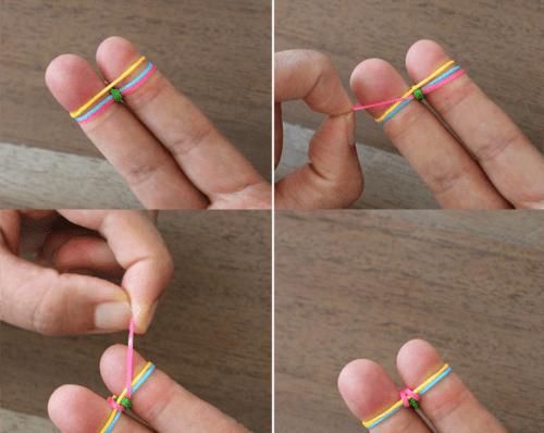 Как сделать чокер из резинок